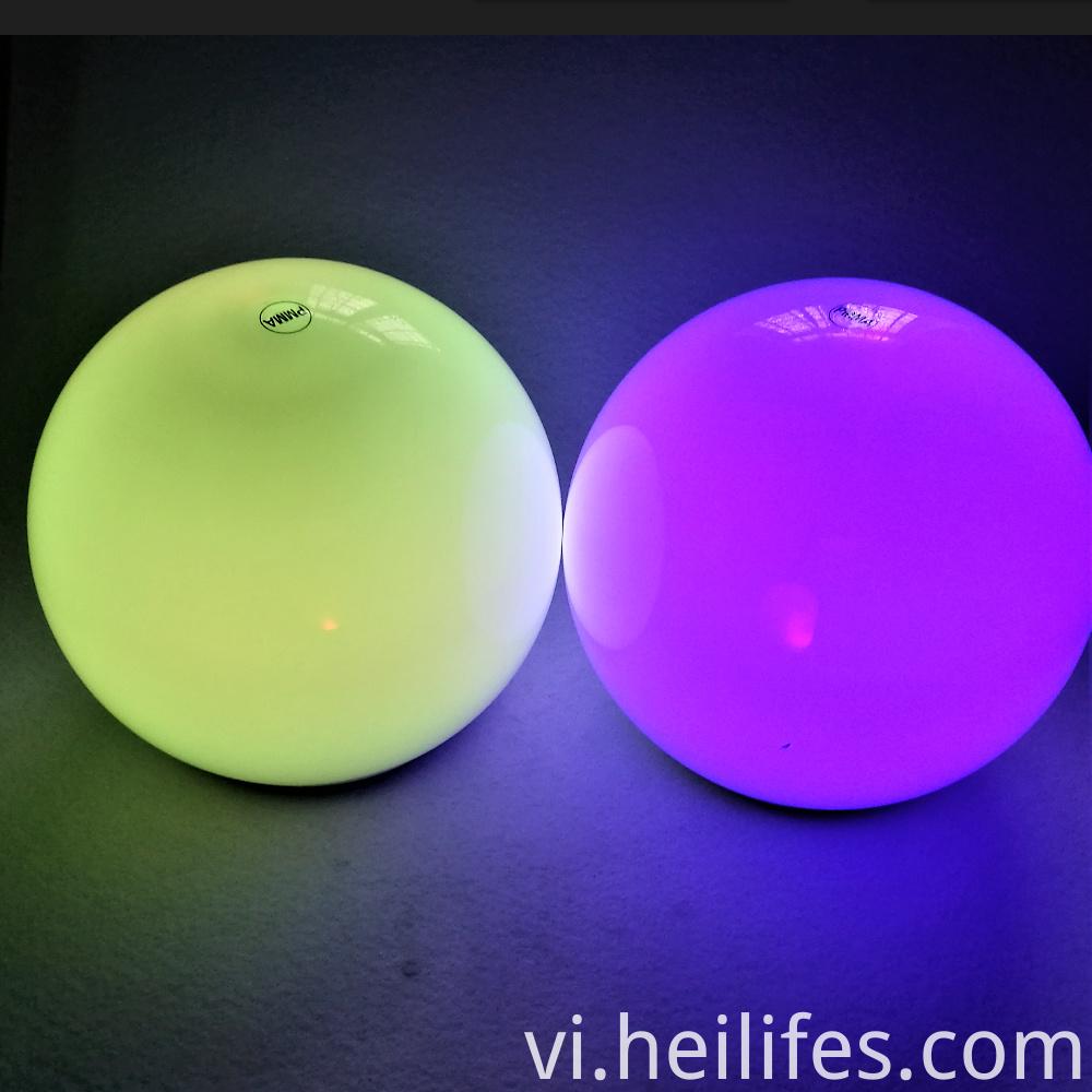 USB charge LED ball light
