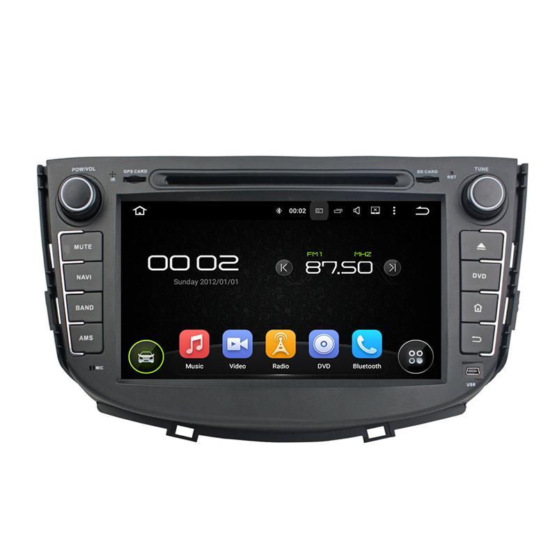 Lifan X60 Car Navigation