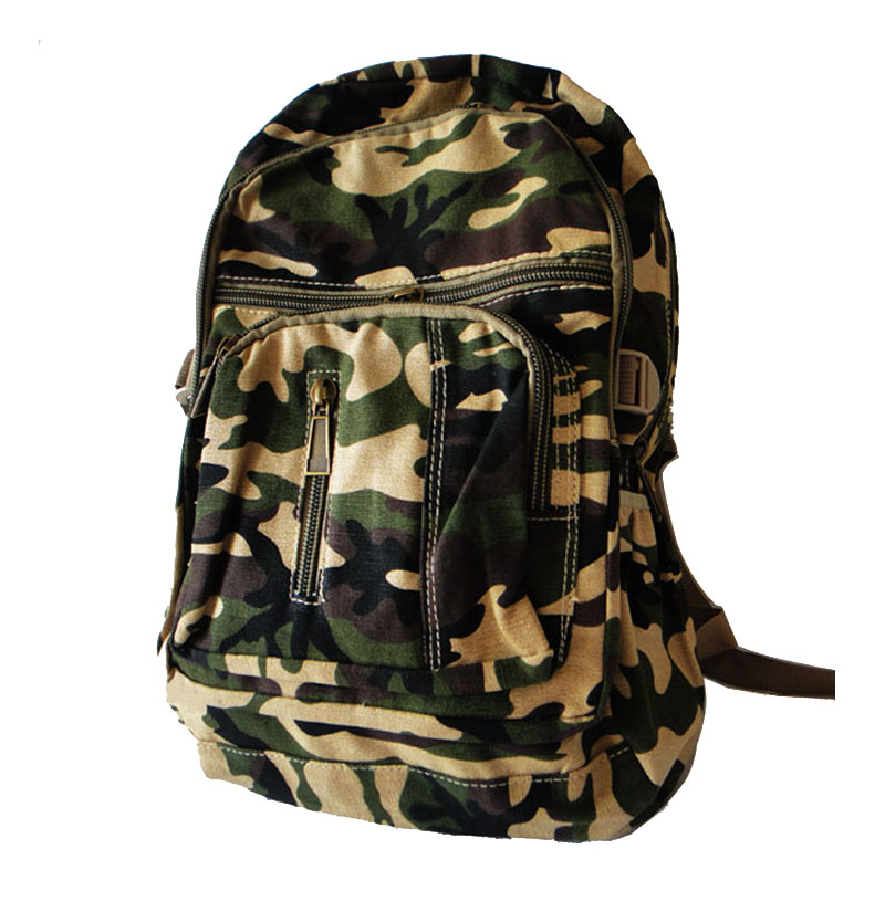 Camouflage Sport Backpacks