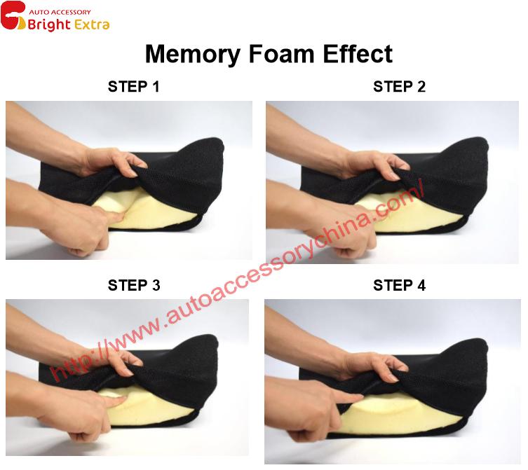 Memory Foam Effect