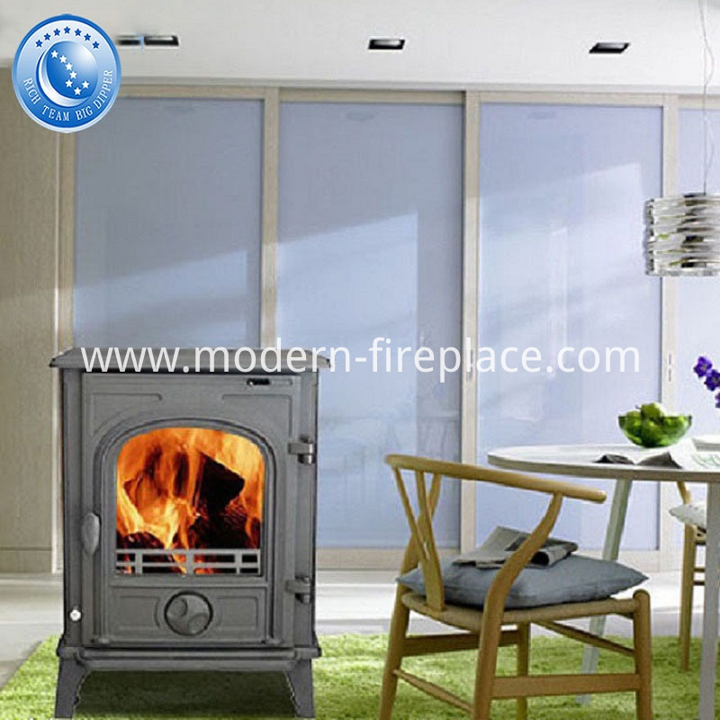 Airtight  Conservatory Wood Stove Fireplace Factory