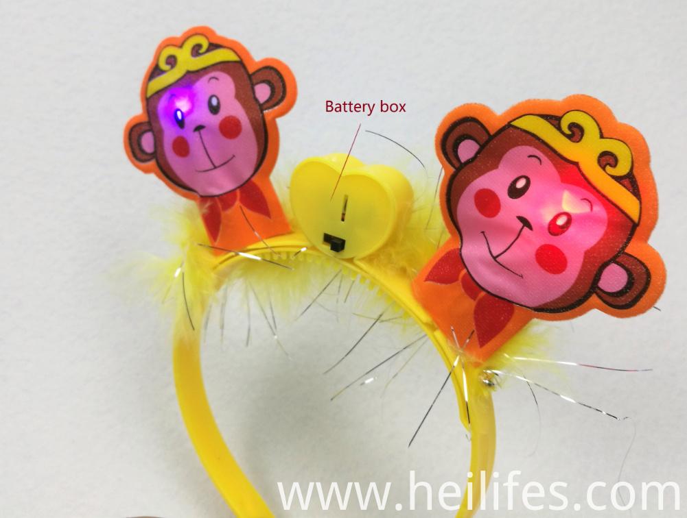 Light Toys for Kids of Headwear 1229
