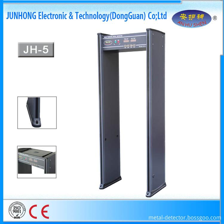 Door Type Metal Detector