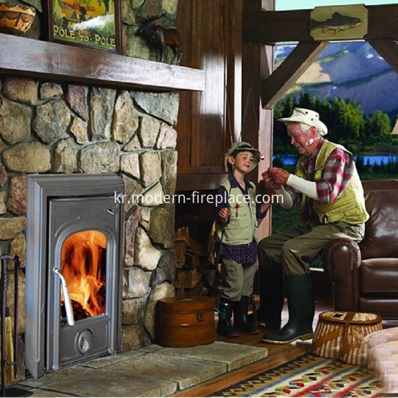 China Insert Wood Stoves Supplier & Manufacturer