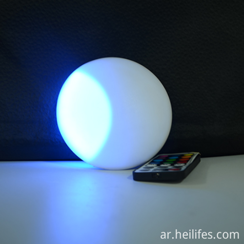 Water LED Moon Toys