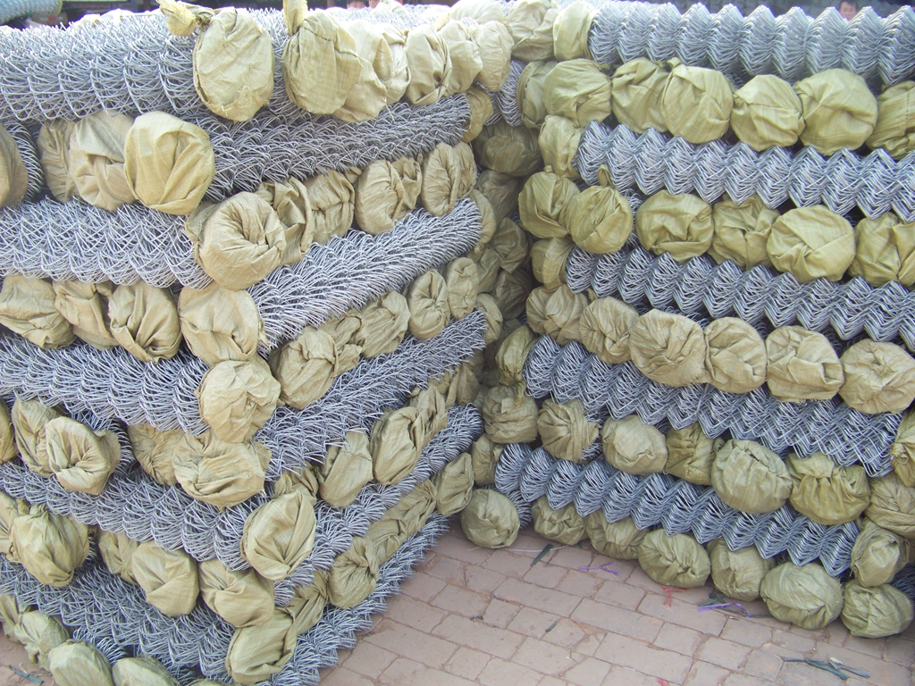 Chain Link Fence Package