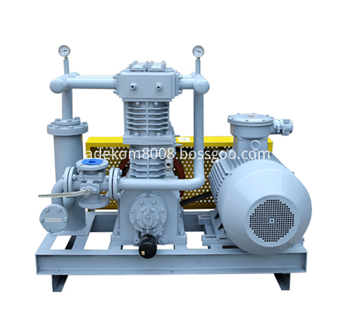 Petroleum Gas Compressor
