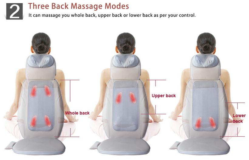 Back Massage Cushion