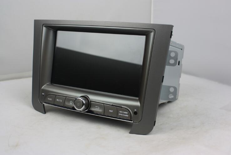 SsangYong REXTON Car Audio Electronics