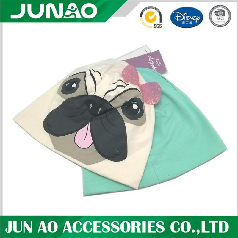 dog design hat