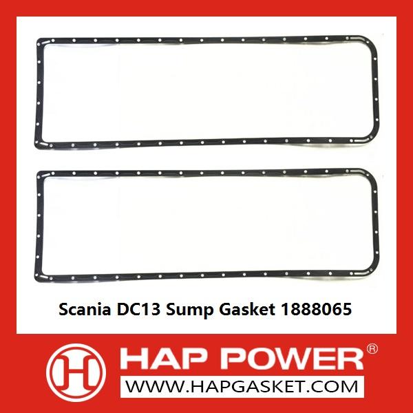 Hap Sc S 039 Scania Dc13 Sump Gasket 1888065