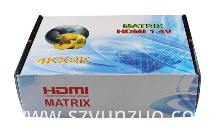Matrix Hdmi Switch