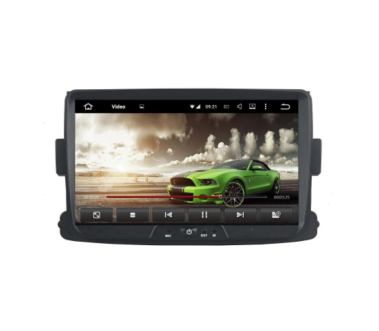 Renault Duster  2014-2016 Deckless  Car GPS