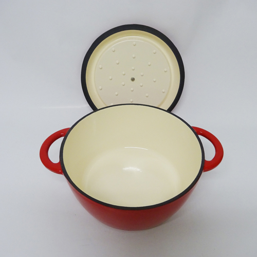 Enamel Sauce Pot