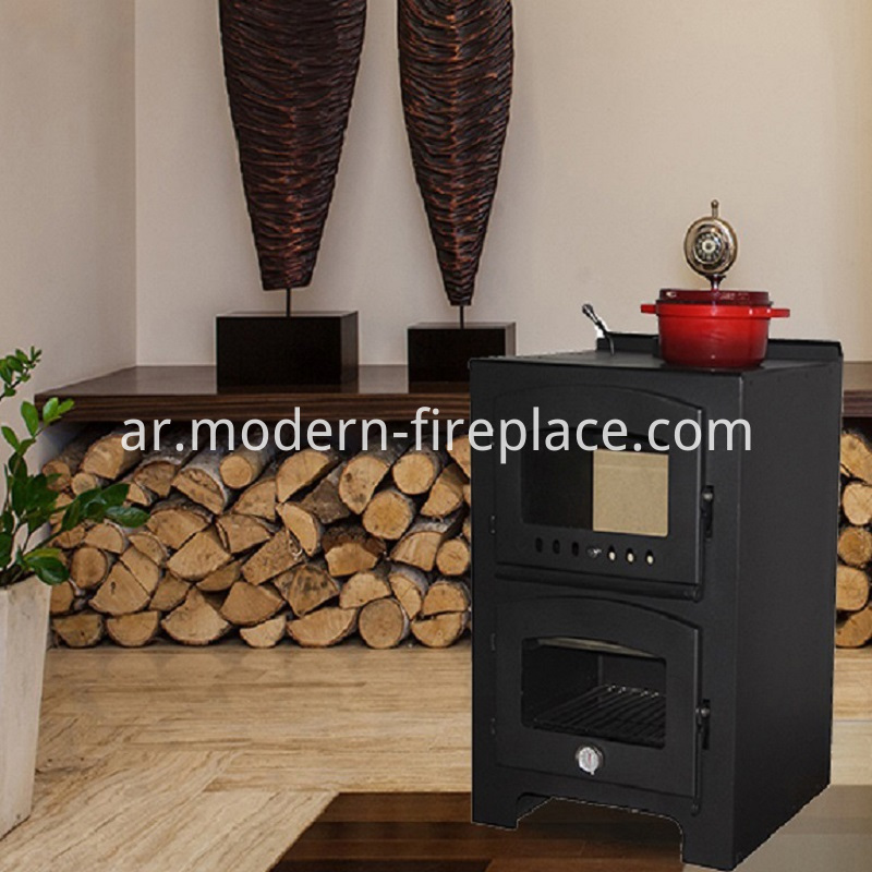 Wood Burner Stove Fireplace Cookers