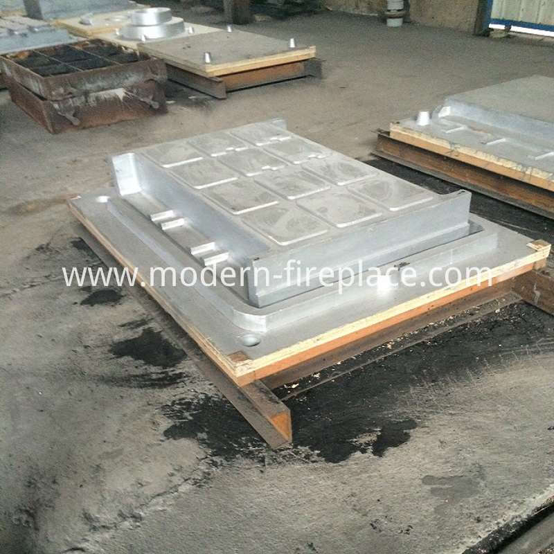 A Factory Fitting Wood Burning Stoves