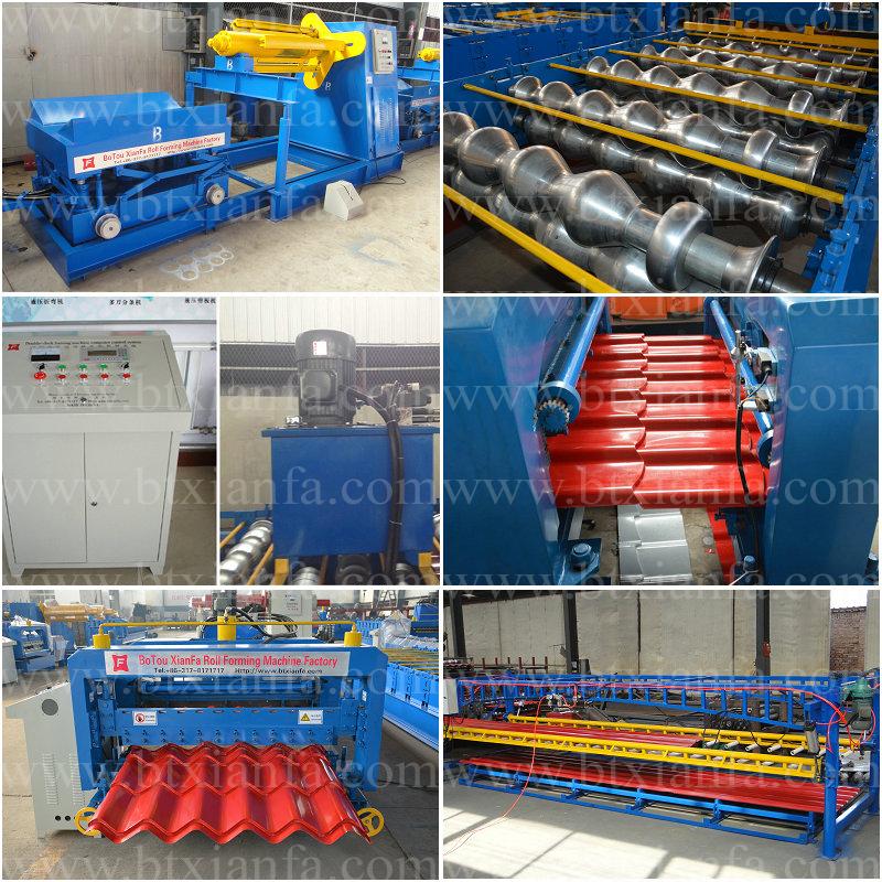 Botou Roll Forming Machine