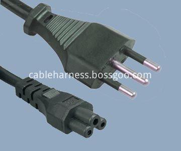 C5 Power Cord