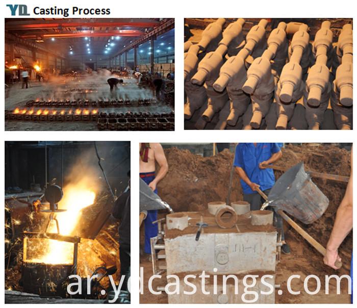 Casting Process