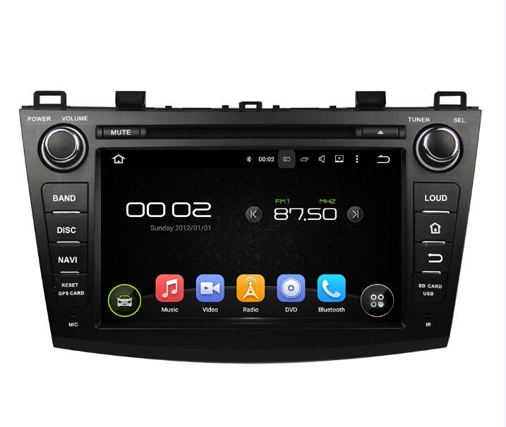 MAZDA 3 Car Audio Gps