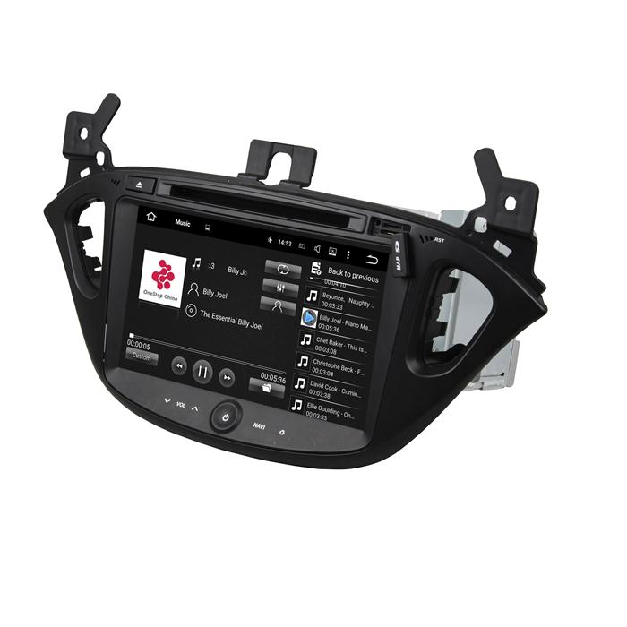 Car Radio for Corsa