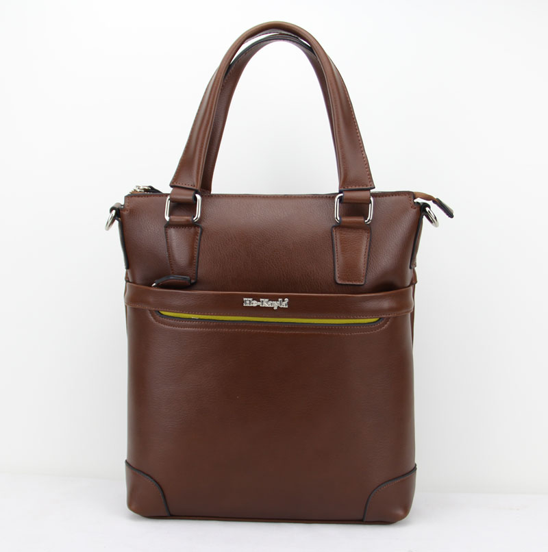 PU Mens Fashionable Briefcases