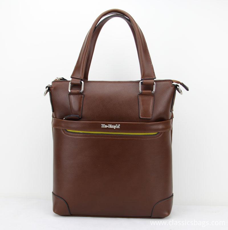 Leather Messenger Bag Men Dk 1509 Pm003 Brown