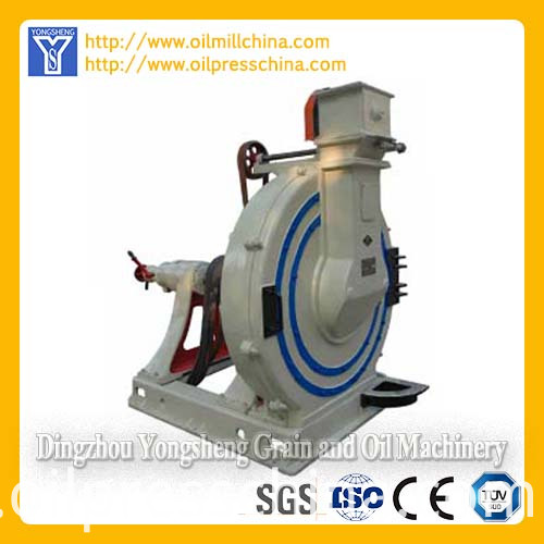 Oilseed Dehulling Machine
