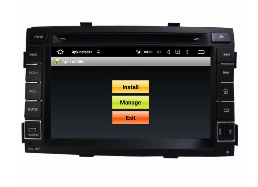 Car Multimedia GPS for KIA Sorento