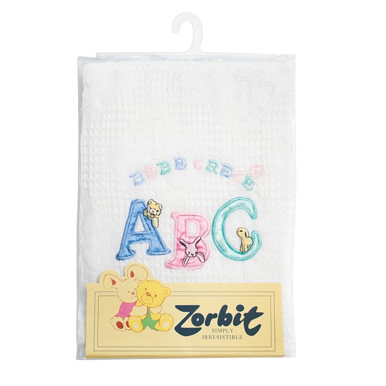 Acrylic baby shawl