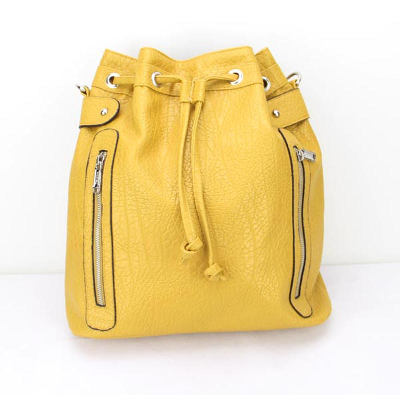 PU Summer Ladies Shoulder Leather Bag