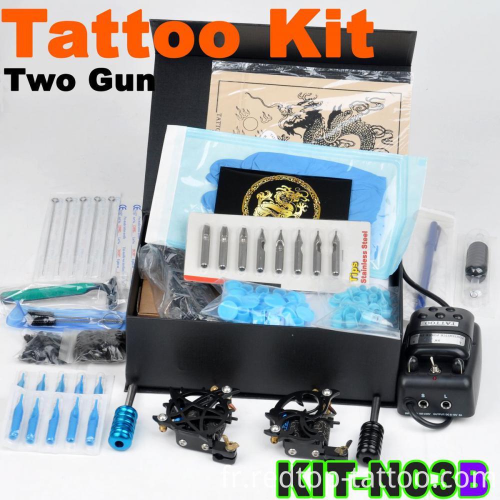 temporary tattoo kit