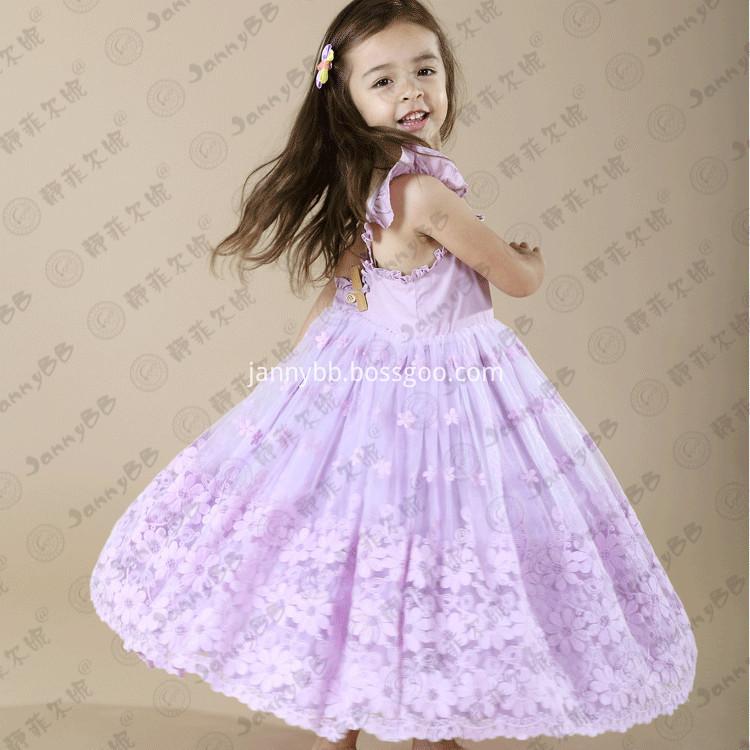 girls maxi dress06