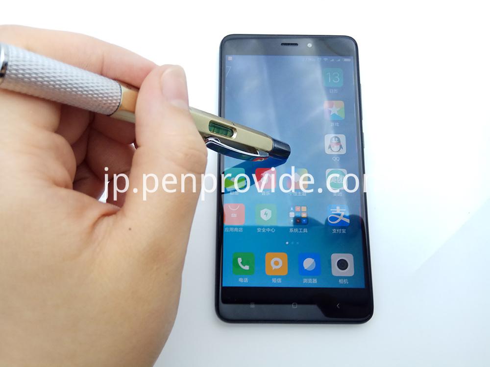 Capacitive Stylus Multi-purpose Pen