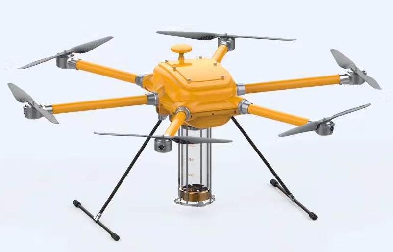 Sea Fishing Drone