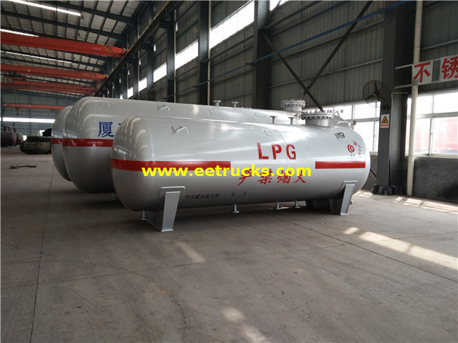 10000L ASME Propane Tanks