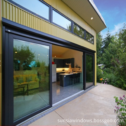 big size sliding door
