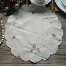 Wedding Paper Luncheon Napkins Lovely Floral Pattern