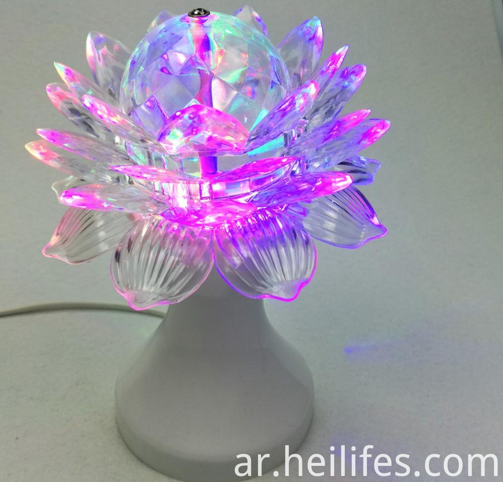 Light Toys for Gift of Lotus LED