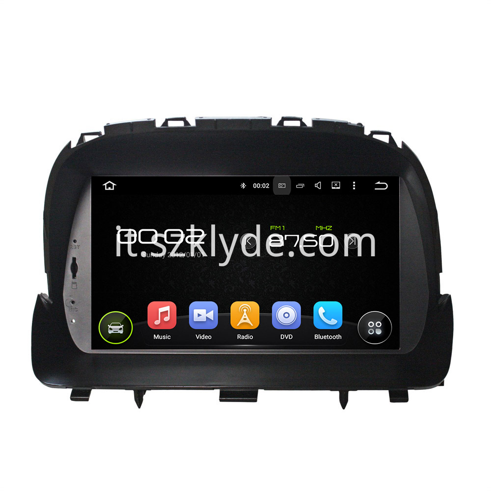 buick Encore autoradio player