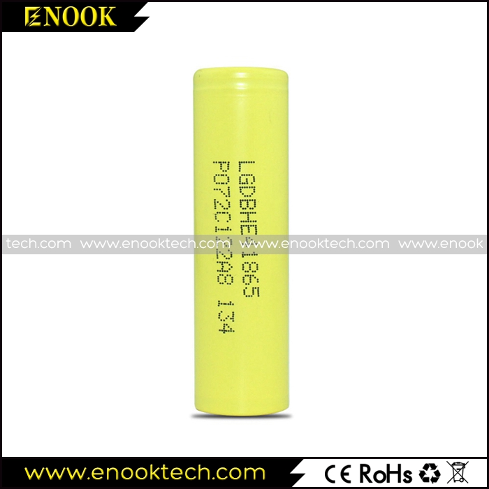 18650 LG HE4 Lithium Battery