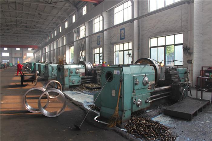A105 steel flange casting steel flange  (12)