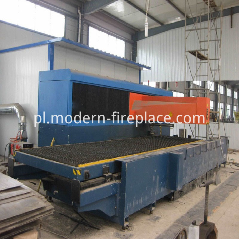 Wood Burners Contemporary Production