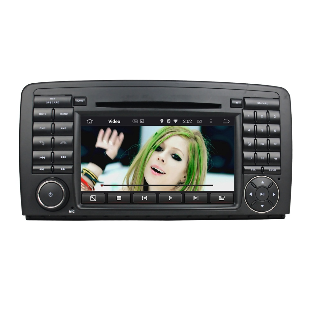 R-Class W251 (ML300 ML350 car dvd player
