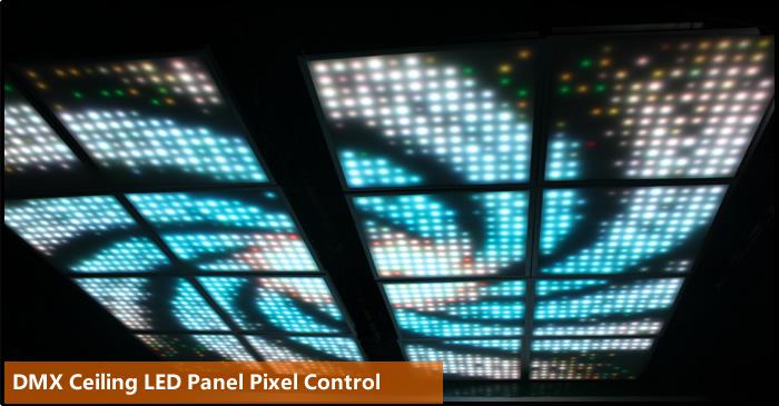 DMX LED Panel 012