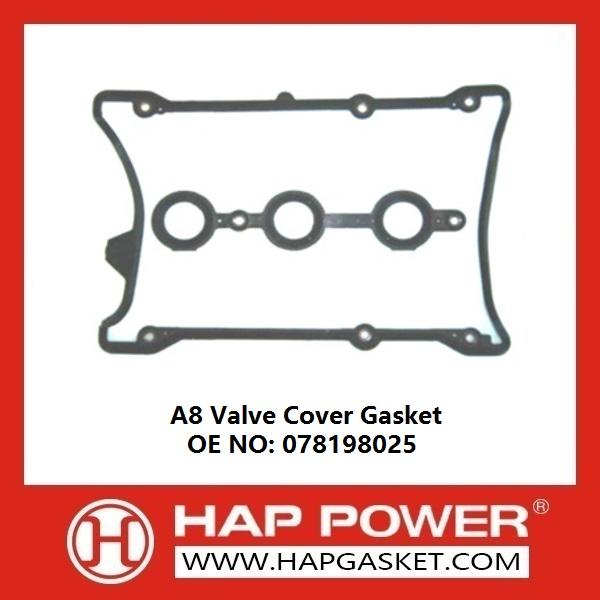 HAP200022 Audi A8 Valve Cover Gasket 078198025