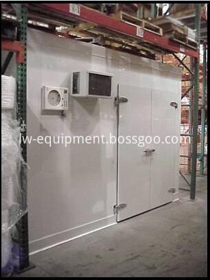 Quick-freezing storage/ room