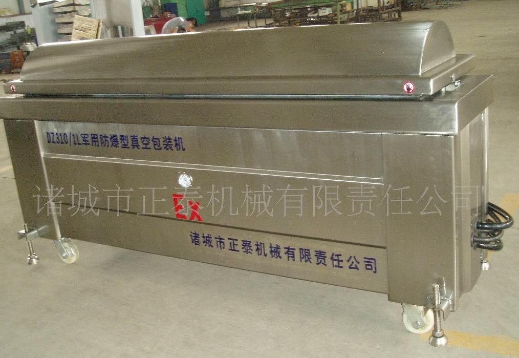 explosion-proof vacuum packing machine (2)