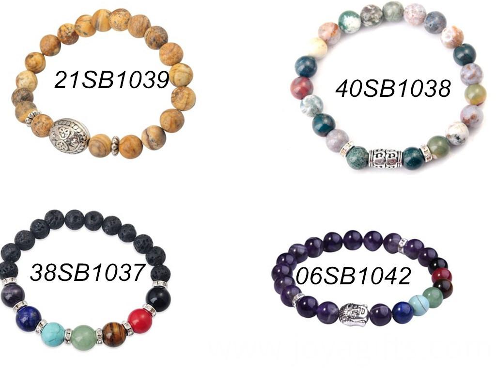 chakra beads bracelet
