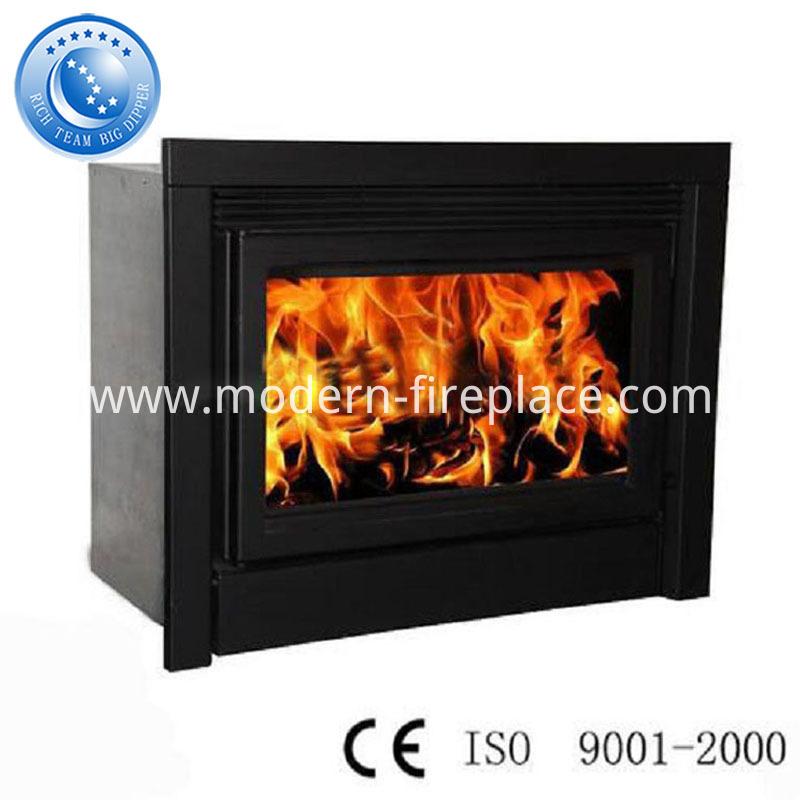 Modern Decorative Designer Wood Burning Fireplaces